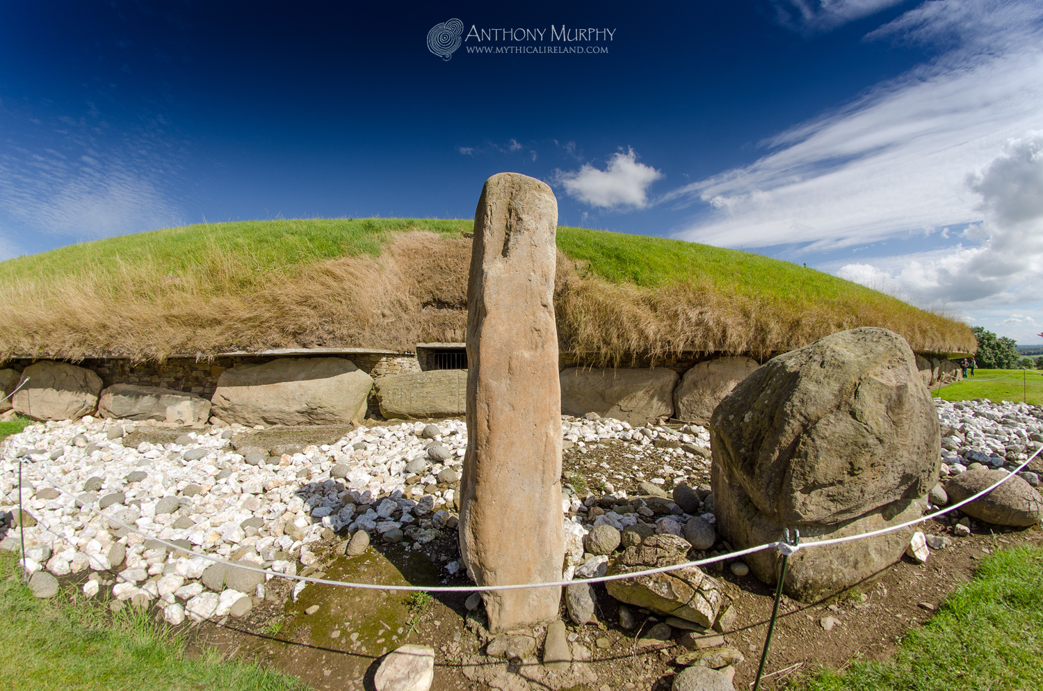 Sandstone Pillar at Knowth