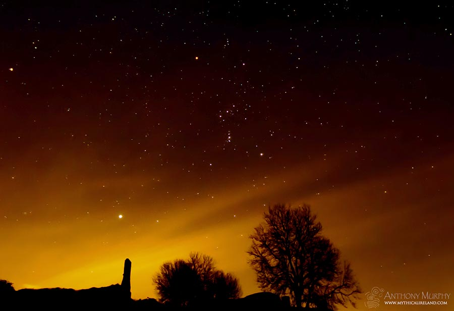 Mythical Ireland | Blog | The fading of the star ...