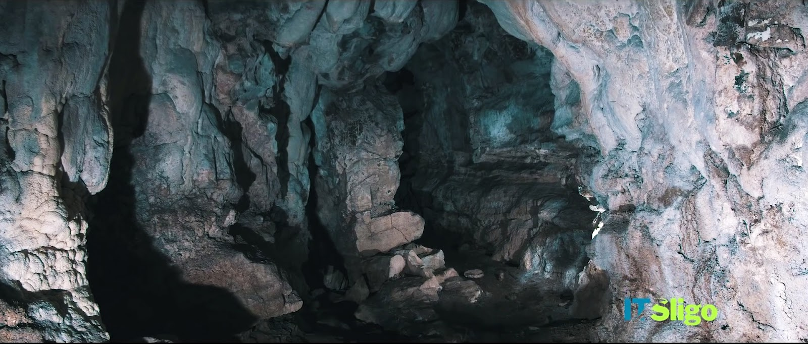 Clare Paleolithic cave